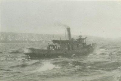 WALTON, B. (1891, Tug (Towboat))