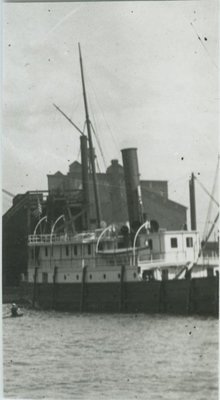 WARRINGTON, HENRY (1868, Steambarge)