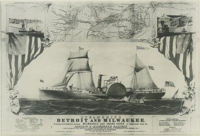 DETROIT (1859, Steamer)