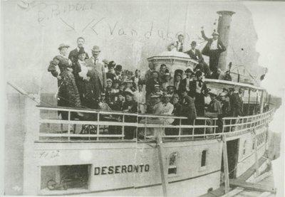 DESERONTO (1880, Propeller)