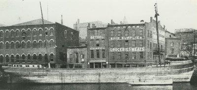 DONALDSON (1867, Schooner)