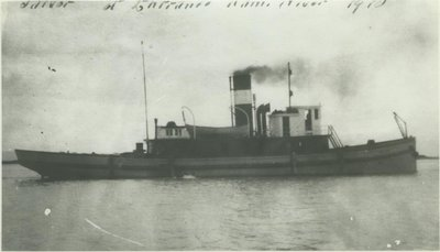 PARKER, GEORGE H. (1861, Tug (Towboat))