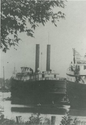 SAGE, RUSSELL (1881, Package Freighter)