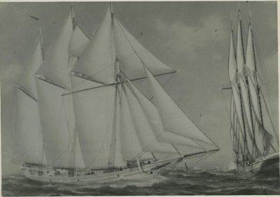 PETERSON, ANNIE  M. (1874, Schooner)
