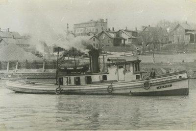 PITZ, A.H. (1923, Tug (Towboat))