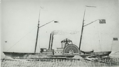 SHERMAN, JOHN (1865, Revenue Cutter)