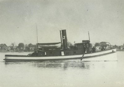SMITH, ANNIE L. (1868, Tug (Towboat))