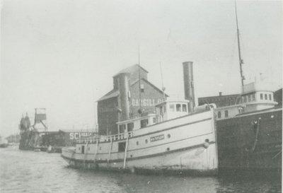 TAYLOR, W. S. (1907, Tug (Towboat))
