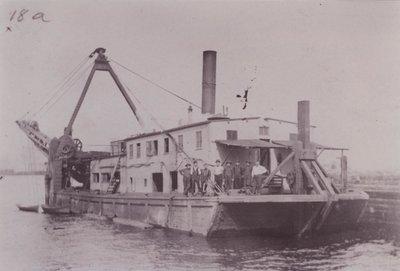NO.8 (pre1891, Dredge)
