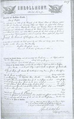 SPAULDING, M.B. (1849, Propeller)