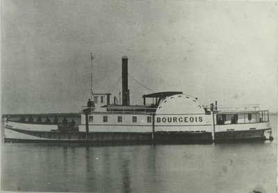 BOURGEOIS (1876, Ferry)