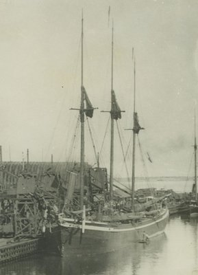 BRADLEY, ALVA (1870, Schooner)