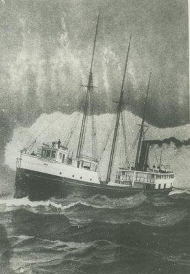 BRADLEY, CHARLES H. (1890, Steambarge)