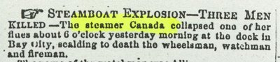 CANADA (1852, Steamer)