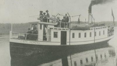 CAPT. HEMENS (1902, Excursion Vessel)