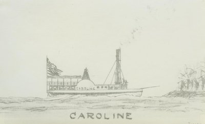 CAROLINA (1822, Steamer)