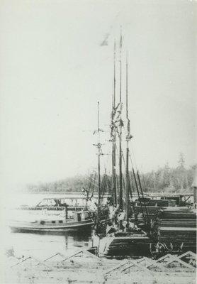FERRY, MAJOR H.N. (1867, Schooner)