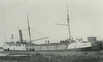 FLETCHER, F.W. (1891, Steambarge)