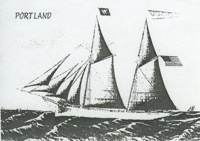 PORTLAND (1863, Schooner)