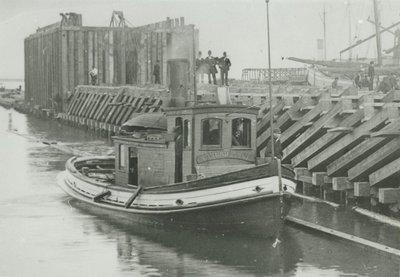 FISH, EDMUND P. (1870, Tug (Towboat))