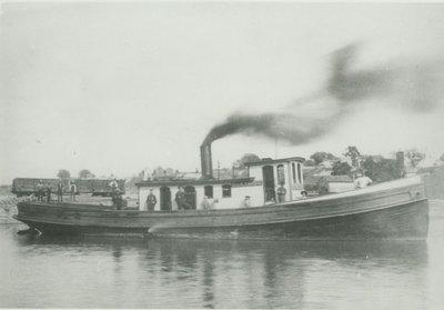 PAIGE, GEORGE R. (1882, Tug (Towboat))