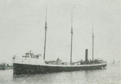 PARNELL, CHARLES STEWART (1888, Bulk Freighter)