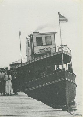 RUTH (1903, Propeller)