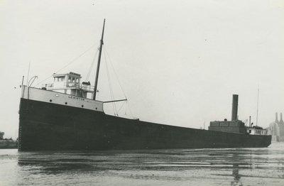 PECK, SUSAN E. (1886, Bulk Freighter)