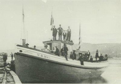 SISKIWIT (1876, Fish Tug)