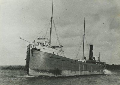 SPECULAR (1882, Schooner-barge)