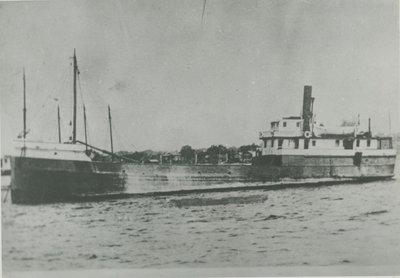 SOPER, ALBERT (1881, Steambarge)