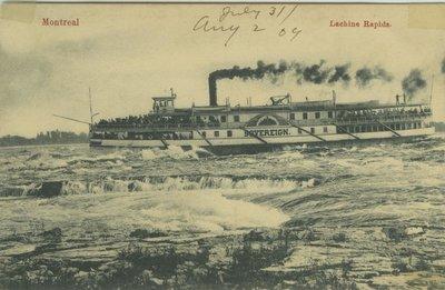 SOVEREIGN (1889, Steamer)