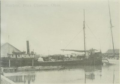 TANK, FRED (1889, Steambarge)
