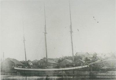 STAMPEDE (1862, Schooner)