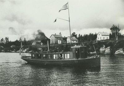 STELLA (1899, Yacht)
