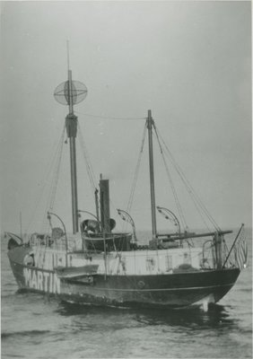 U. S. LIGHTSHIP NO. 89 (1908, Propeller)