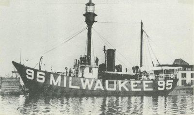 U. S. LIGHTSHIP NO. 95 (1912, Propeller)