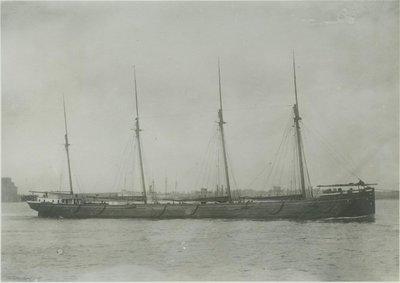 YUKON (1893, Schooner-barge)