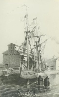 CARRINGTON, E.M. (1866, Schooner)