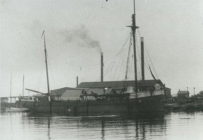 FILER, D. L. (1871, Schooner)