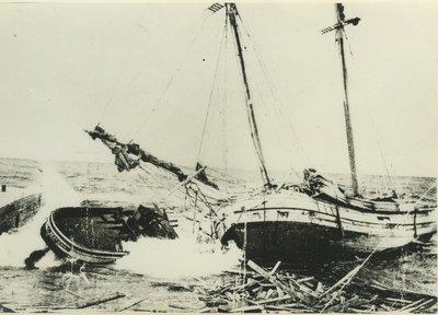 FLORA EMMA (1872, Schooner)