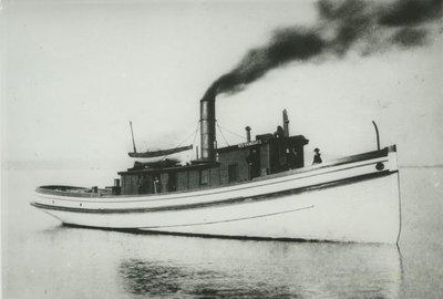 PANKRATZ,  GEORGE (1882, Tug (Towboat))