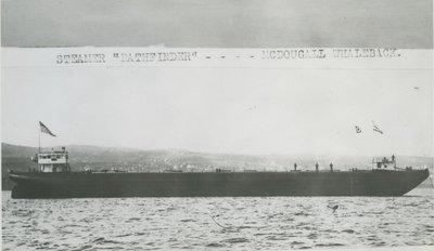 SAGAMORE (1892, Whaleback)