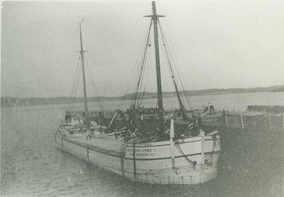 PENDELL, DORCAS (1884, Schooner)