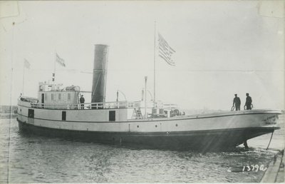 PERRY, FRANK (1905, Tug (Towboat))