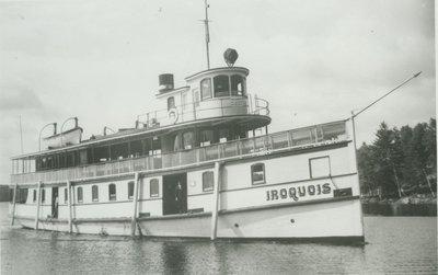 IROQUOIS (1907, Excursion Vessel)