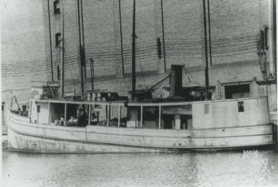 PHELPS, FRANK D. (1903, Steambarge)
