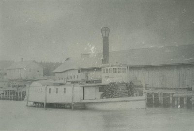 SIR LUKE (1892, Steamer)