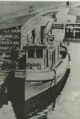 STEVENS, IDA M. (1869, Tug (Towboat))