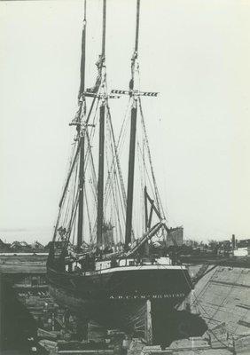 STRONACH, J & A (1854, Schooner)